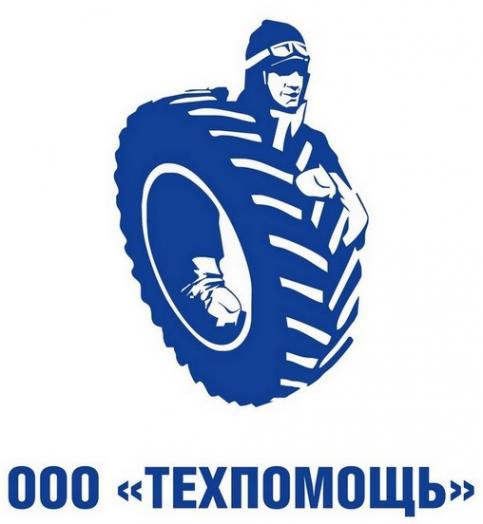 Логотип компании Техпомощь