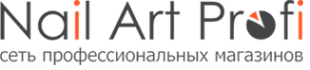 Логотип компании Nail Art Profi