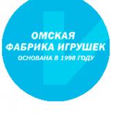 Логотип компании Омская фабрика игрушек