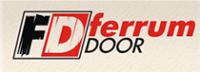 Логотип компании Ferrum Door