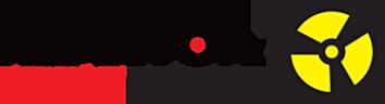 Логотип компании РЕАКТОР региональная сеть автокомплексов для японских европейских