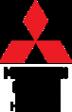 Логотип компании Mitsubishi