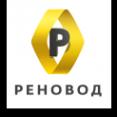 Логотип компании Реновод автокомплекс для марок Renault Peugeot