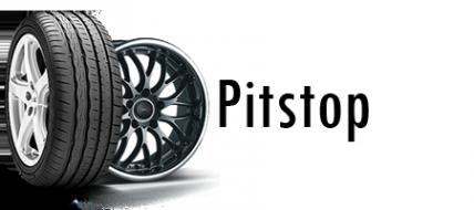 Логотип компании Pit-stop centr