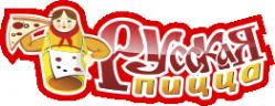 Логотип компании Русская Пицца