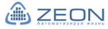 Логотип компании Зеон