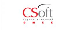 Логотип компании СиСофт Омск