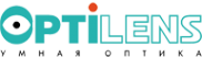 Логотип компании Optilens
