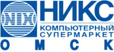 Логотип компании Никс