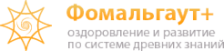 Логотип компании Фомальгаут+