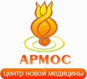 Логотип компании Армос