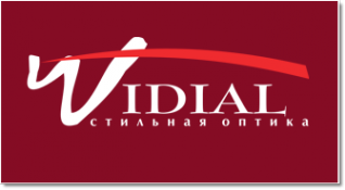 Логотип компании Vidial
