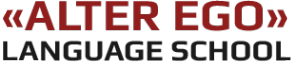 Логотип компании Альтер Эго НОУ