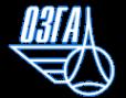 Логотип компании Омский завод гражданской авиации